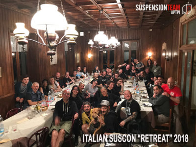 2018 – 14° Italian Suscon Retreat