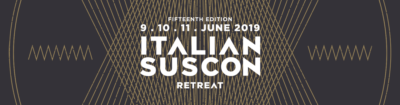 APTPI 15 ITALIAN SUSCON Retreat 2019
