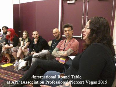20° Anniversario conferenza APP - 2015